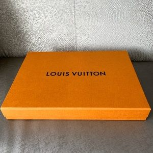 Louis Vuitton Gift Box Authentic